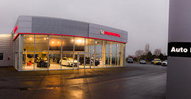 Concession Honda Niort