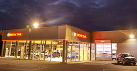 Concession Honda Poitiers